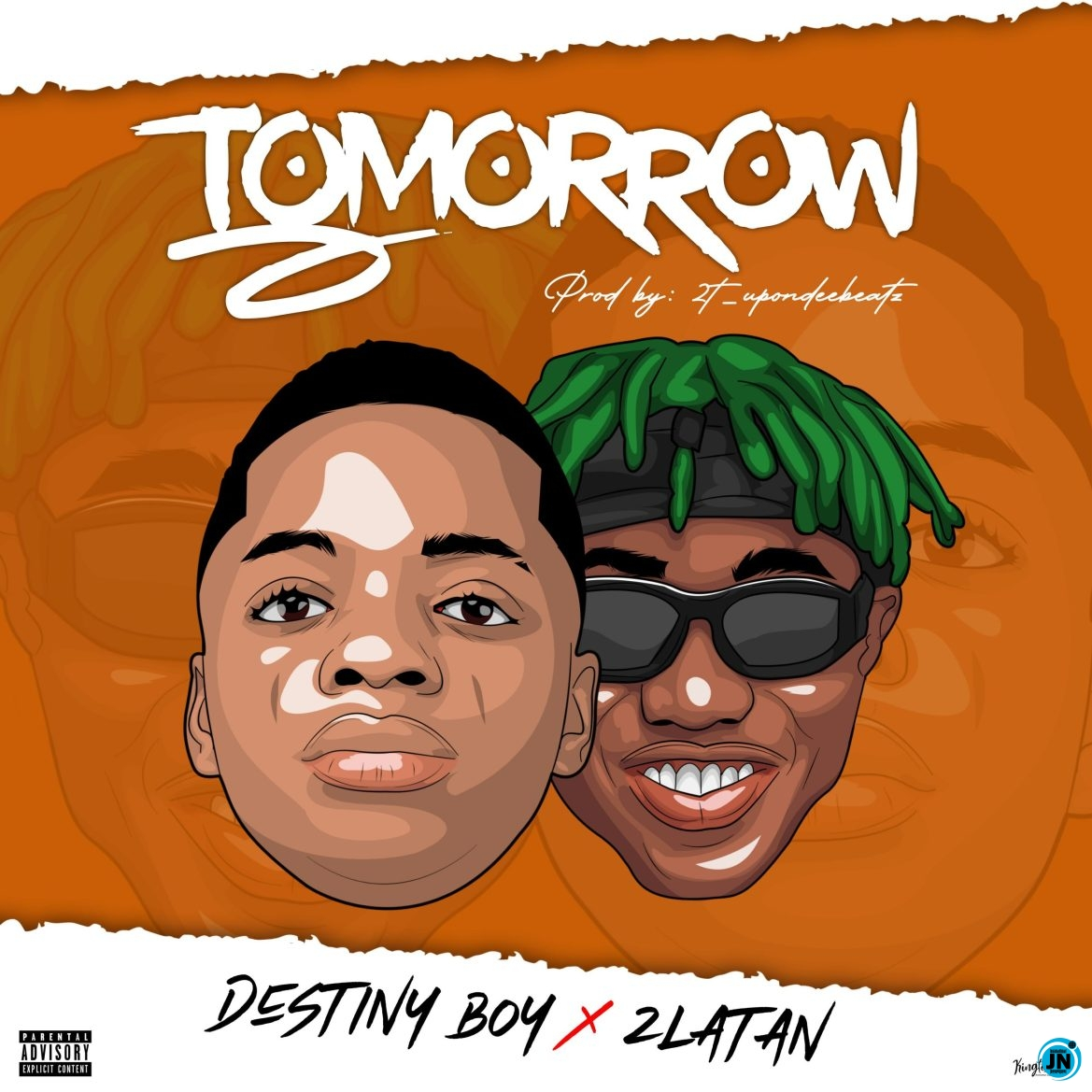 Destiny Boy – Tomorrow Ft. Zlatan